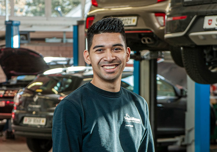 Portrait Jorge Amaya