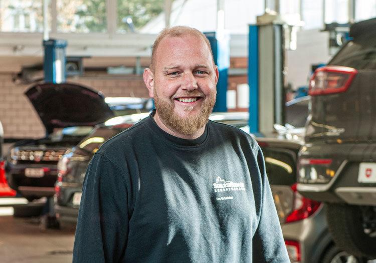 Portrait Urs Gränicher